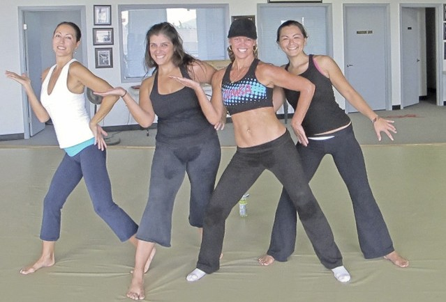 Zumba Girls Dance