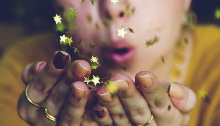Sprinkle your magic into your life.
