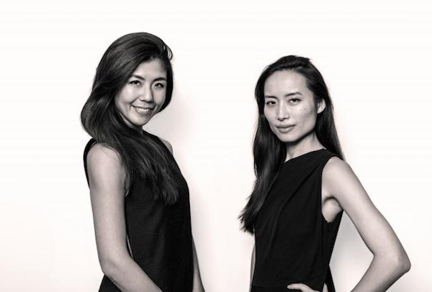 Material Wrld founders Rie Yano & Jie Zheng