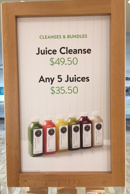 Pressed Juicery is open!