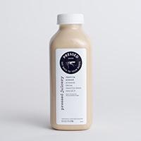 PJ almond vanilla shake