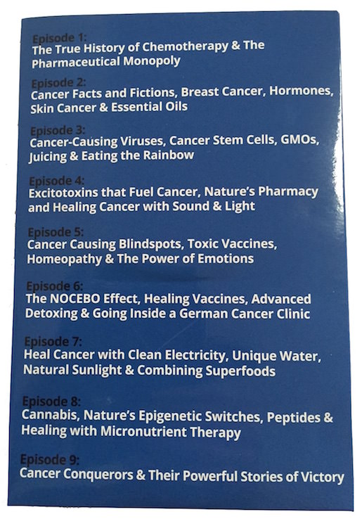 Truth About Cancer Episodes